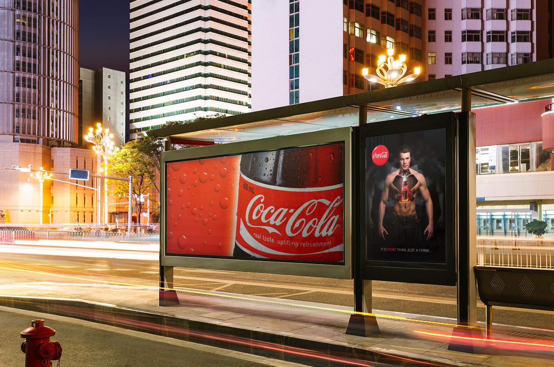 coca cola design agency