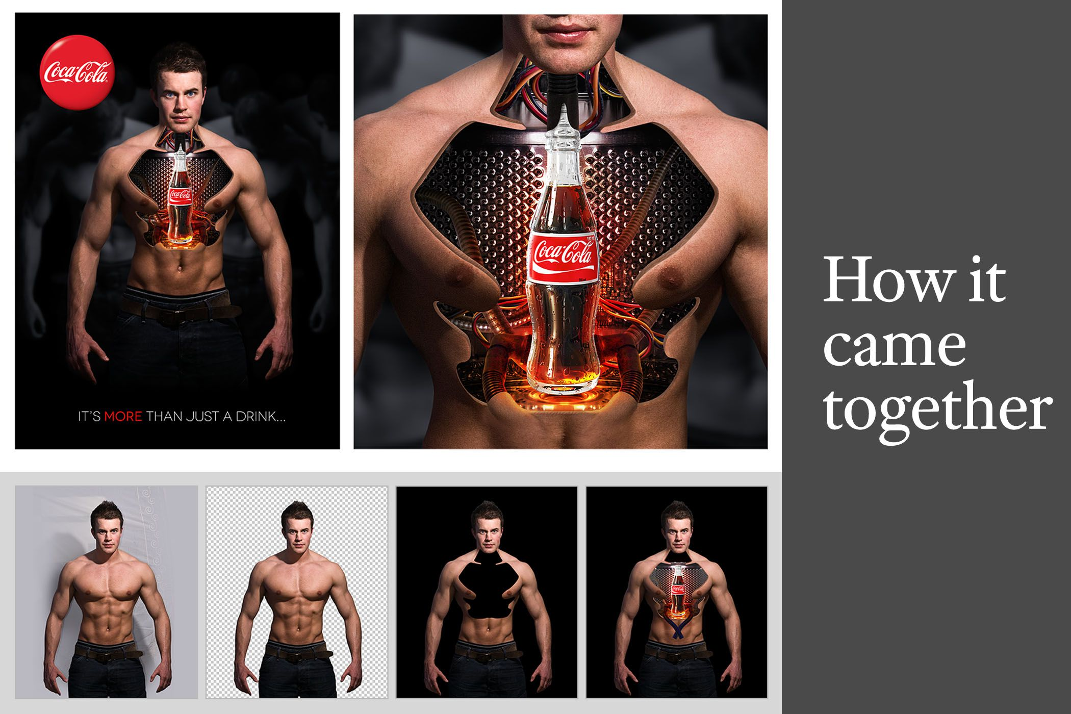 coca cola graphic designer